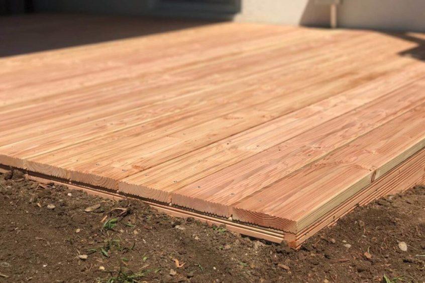 Holzterrasse Bauen Lassen Vom Gartenbau Profi Forstner Zaunbau